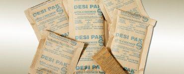 desiccant packs